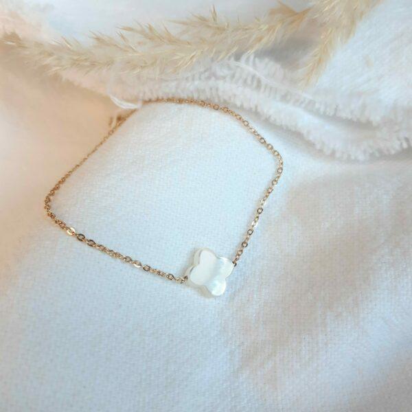Bracelet Ella nacre