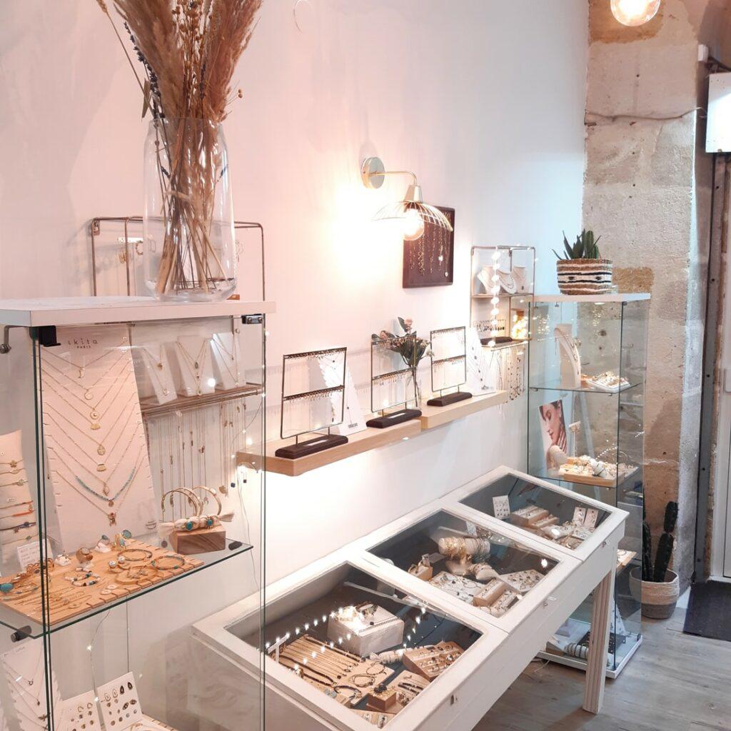 Boutique bijoux Chamade