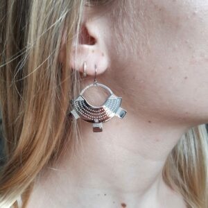 Boucles d'oreilles Aïga