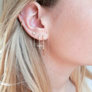 Boucles d'oreilles Zélie