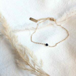 Bracelet Zoé Onyx