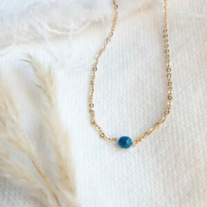 Collier Zoé turquoise