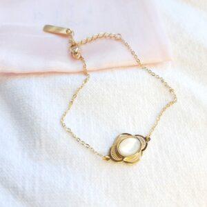 bracelet fleur